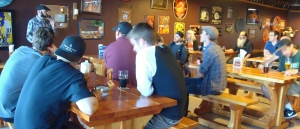 The Science cafe of South Scottsdale meets the first Monday of the month at Papago Brewing Company.